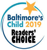 logo-Baltimore's Child Readers' Choice award